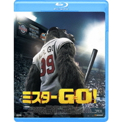 ミスターGO!(Blu-ray Disc)