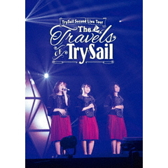 "TrySail/TrySail Second Live Tour ""The Travels of TrySail"" 通常盤(Blu-ray Disc)"