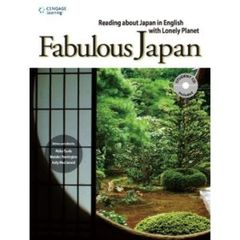 Fabulous Japan Student Book (112 pp) with Audio CD