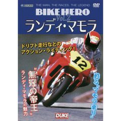 DVD BIKE HERO   2
