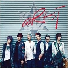 TEEN TOP/3RD MINI ALBUM : ARTIST(輸入盤)