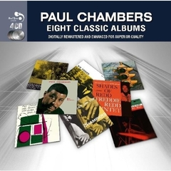 PAUL CHAMBERS/EIGHT CLASSIC ALBUMS(4枚組)(輸入盤)