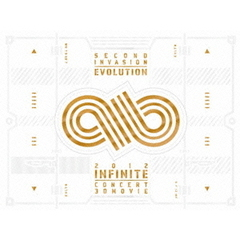 INFINITE/2012 INFINITE CONCERT SECOND INVASION:EVOLUTION <初回限定生産>(Blu-ray Disc)
