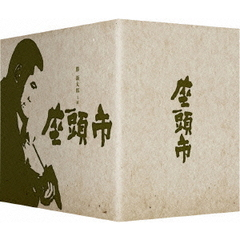 座頭市 Blu-ray BOX(Blu-ray Disc)
