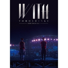 東方神起 LIVE TOUR 2015 WITH <通常盤/DVD 2枚組><外付け特典なし>(DVD)