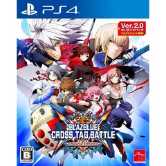 PS4 BLAZBLUE CROSS TAG BATTLE Special Edition
