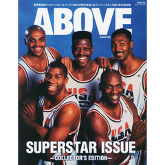 ABOVE BASKETBALL CULTURE MAGAZINE ISSUE 08