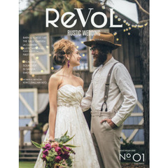 ReVoL RUSTIC WEDDING No.01(2018SPRING)