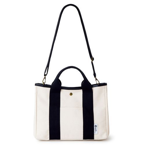 earth music&ecology 2WAY TOTE BAG BOOK 付録