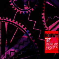 """GIGS""CASE OF BOΦWY COMPLETE(Blu-specCD)"