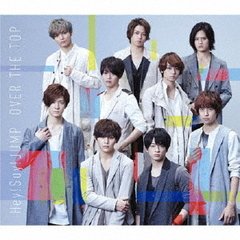 Hey! Say! JUMP/OVER THE TOP【通常盤/CD】