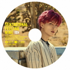 Sensational Feeling Nine<ZU HO:完全生産限定ピクチャーレーベル盤>