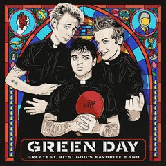 GREEN DAY/GREATEST HITS : GOD'S FAVORITE BAND(輸入盤)