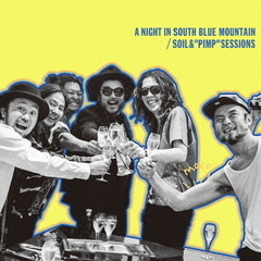 "SOIL&""PIMP""SESSIONS/A NIGHT IN SOUTH BLUE MOUNTAIN(外付特典:「ビクターロック祭り~2018~」キャンペーン応募ハガキ付き)"