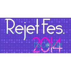 Rejet Fes.2014 DISCOVERY DVD[通常版]