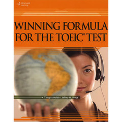 Winning Formula for the TOEIC Test Student Book (152 pp)