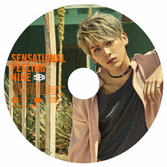 Sensational Feeling Nine<TAE YANG:完全生産限定ピクチャーレーベル盤>