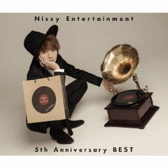 Nissy(西島隆弘)/Nissy Entertainment 5th Anniversary BEST(CD2枚+Blu-ray2枚)