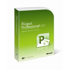 Office 2010 Project Professional 2010  (PCソフト)
