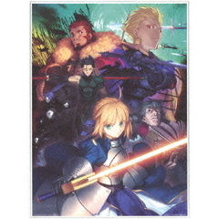 Fate/Zero Blu-ray Disc BOX I(Blu-ray Disc)