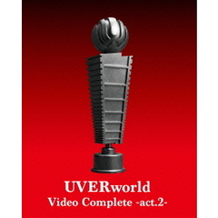 UVERworld/UVERworld Video Complete -act.2-(Blu-ray Disc)