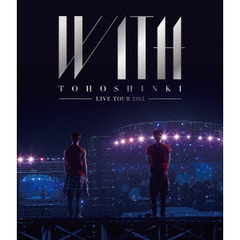 東方神起 LIVE TOUR 2015 WITH <通常盤/Blu-ray><外付け特典なし>(Blu-ray)