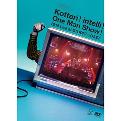 夜の本気ダンス/Kotteri ! intelli ! One Man Show ! 2018 Live at STUDIO COAST 初回限定版