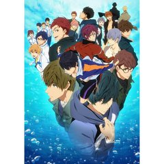 Free! -Dive to the Future- Vol.6(Blu-ray Disc)