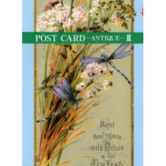 POST CARD-ANTIQUE- 3