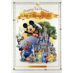 【洋書】Popping Up Around Walt Disney World