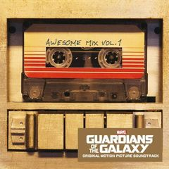 Guardians of the Galaxy: Awesome Mix 1サウンドトラック(輸入盤)