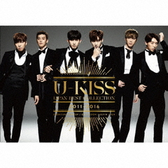 U-KISS JAPAN BEST COLLECTION 2011-2016(初回生産限定)