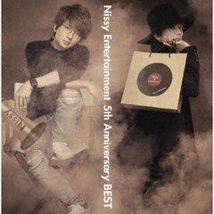 Nissy(西島隆弘)/Nissy Entertainment 5th Anniversary BEST(CD2枚)