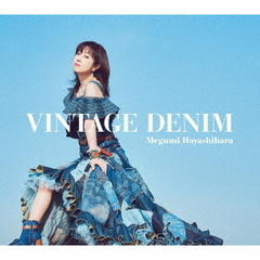 林原めぐみ/30th Anniversary Best Album「VINTAGE DENIM」