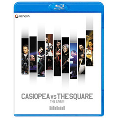 CASIOPEA、THE SQUARE/CASIOPEA VS THE SQUARE THE LIVE!!(Blu-ray Disc)
