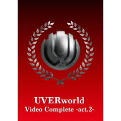 UVERworld/UVERworld Video Complete -act.2- <通常盤>