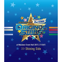 THE IDOLM@STER SideM 2nd STAGE ~ORIGIN@L STARS~ Live Blu-ray [Shining Side](Blu-ray Disc)