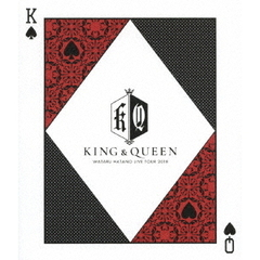 "羽多野渉/Wataru Hatano LIVE Tour 2018 ""LIVE KING & QUEEN"" Live BD(Blu-ray Disc)"