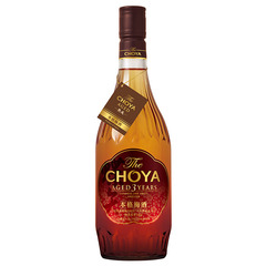 本格梅酒 The CHOYA AGED 3YEARS