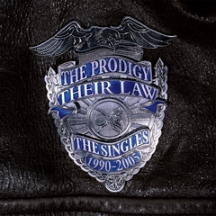 PRODIGY/THEIR LAW THE SINGLES 1990-2005(輸入盤)