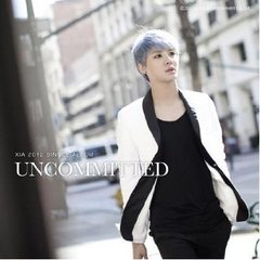 XIA (JUNSU OF JYJ)/2012 SINGLE ALBUM : UNCOMMITED(輸入盤)