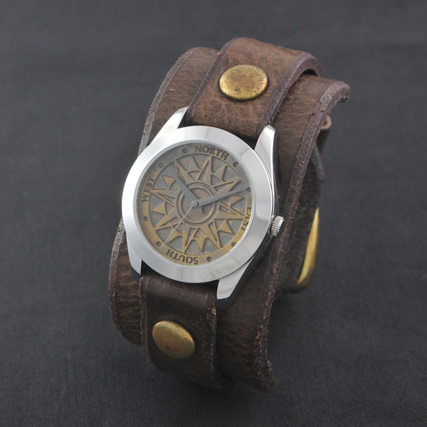 今井麻美 × Red Monkey Designs Collaboration Wristwatch LADIES(S-Mサイズ) / CHOCO(3次入荷予約)
