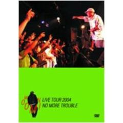 "MOOMIN/LIVE TOUR 2004 ""NO MORE TROUBLE""(DVD)"