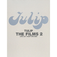 チューリップ/THE FILMS 2 ~Live Act Tulip DVD-BOX~ <初回限定生産>