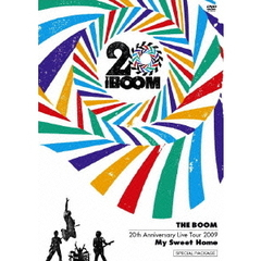 "THE BOOM/THE BOOM 20th Anniversary ""My Sweet Home"" Live <初回限定生産>(DVD)"