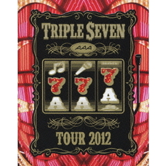 AAA/AAA TOUR 2012 -777- TRIPLE SEVEN(Blu-ray Disc)