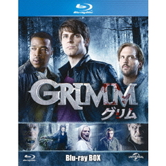 GRIMM/グリム BD-BOX(Blu-ray Disc)