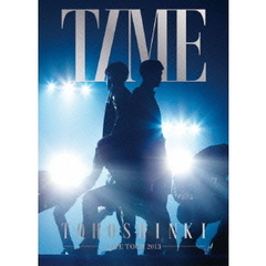 東方神起 LIVE TOUR 2013 TIME<DVD 3枚組 初回生産限定盤><オリジナルクリアファイルA付き>(DVD)