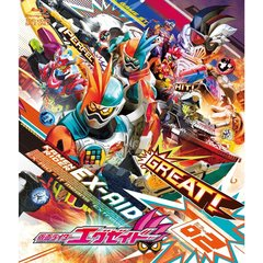 仮面ライダーエグゼイド Blu-ray COLLECTION 2(Blu-ray Disc)