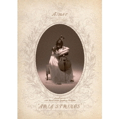 """Aimer/Aimer special concert with スロヴァキア国立放送交響楽団 """"ARIA STRINGS"""" 通常版(Blu?ray Disc)"""